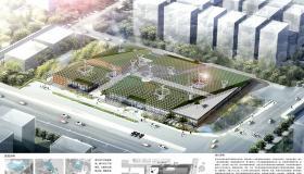 第三届嘉普通杯新万博manbetx官网登录建筑设计竞赛二等奖作品-驻光森林