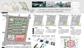 第三届嘉普通杯雷竞技|下载建筑设计竞赛三等奖-阳光·生活·空间