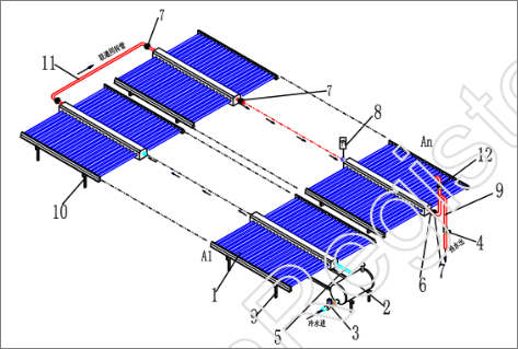 工业中低温太阳能集热系统设计与应用